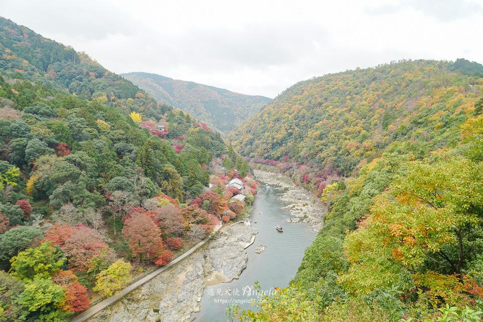 嵐山賞楓紅葉季