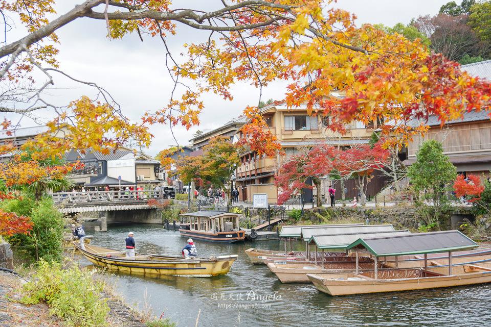 嵐山一日遊賞楓
