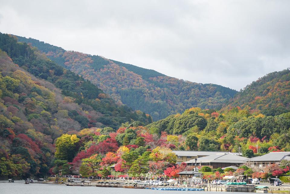 嵐山一日遊