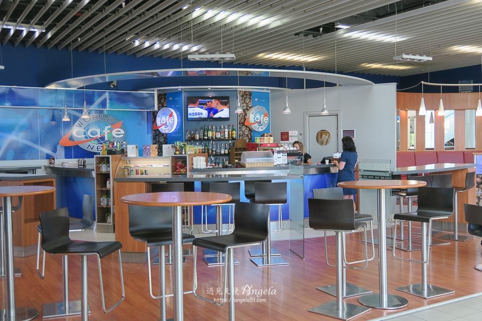 索菲亞機場餐飲