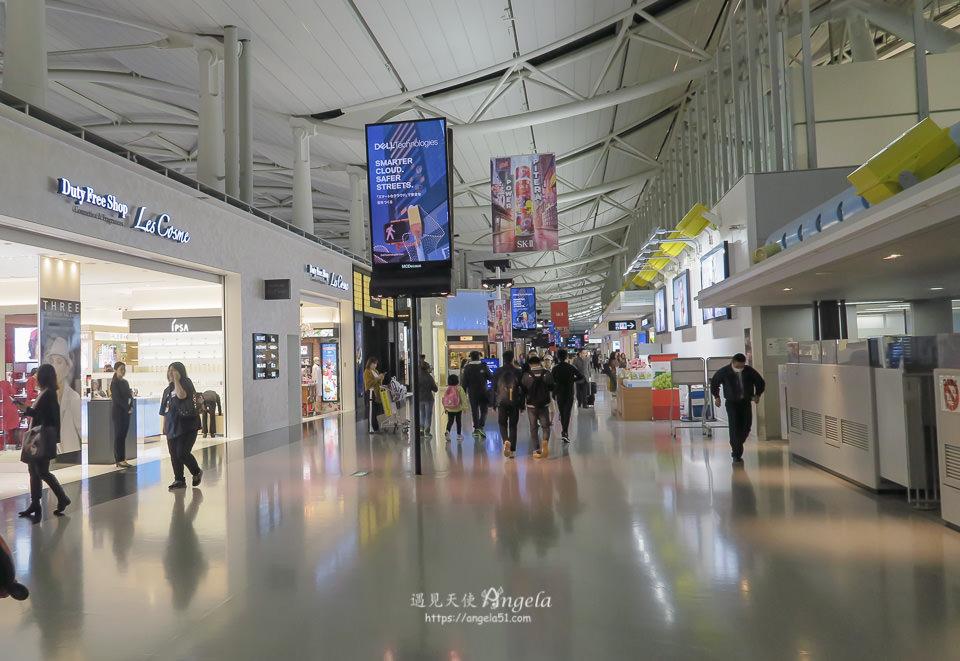 日本關西機場免稅店