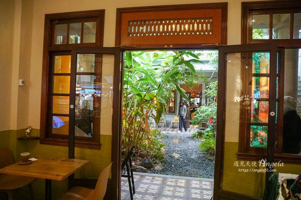 大稻埕文青咖啡館