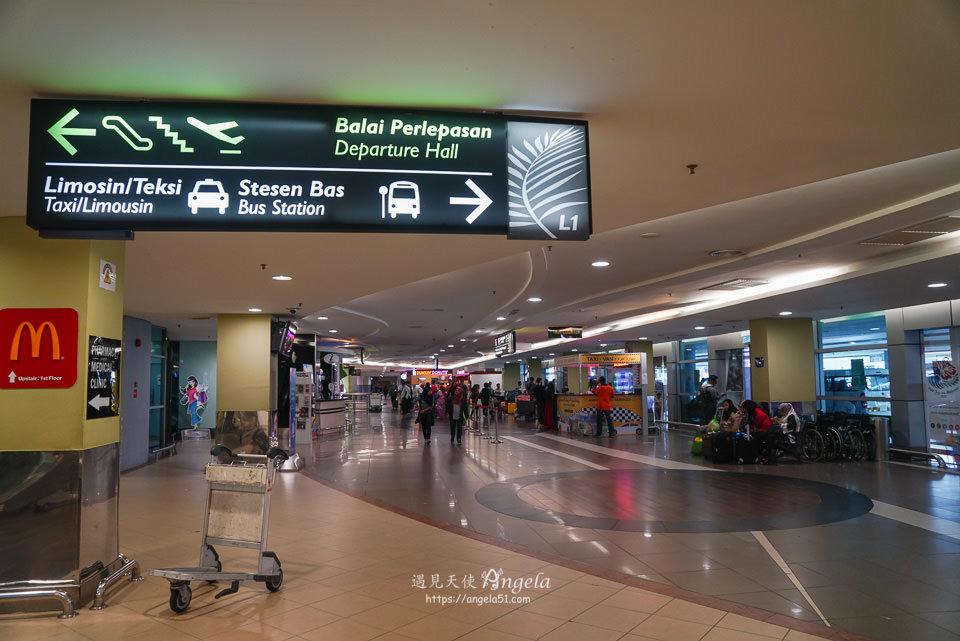 檳城機場計程車