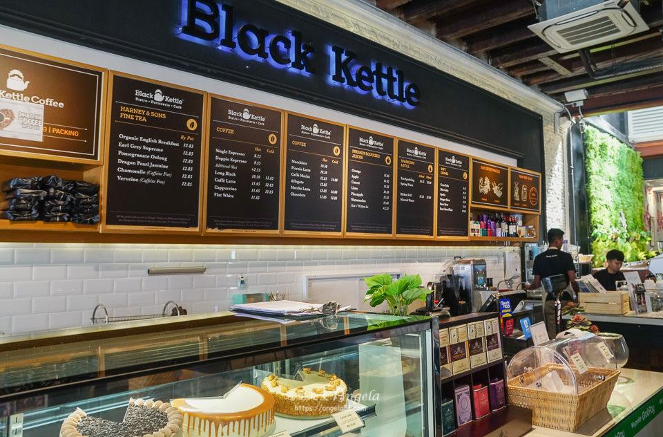 檳城特色咖啡廳 Black Kettle