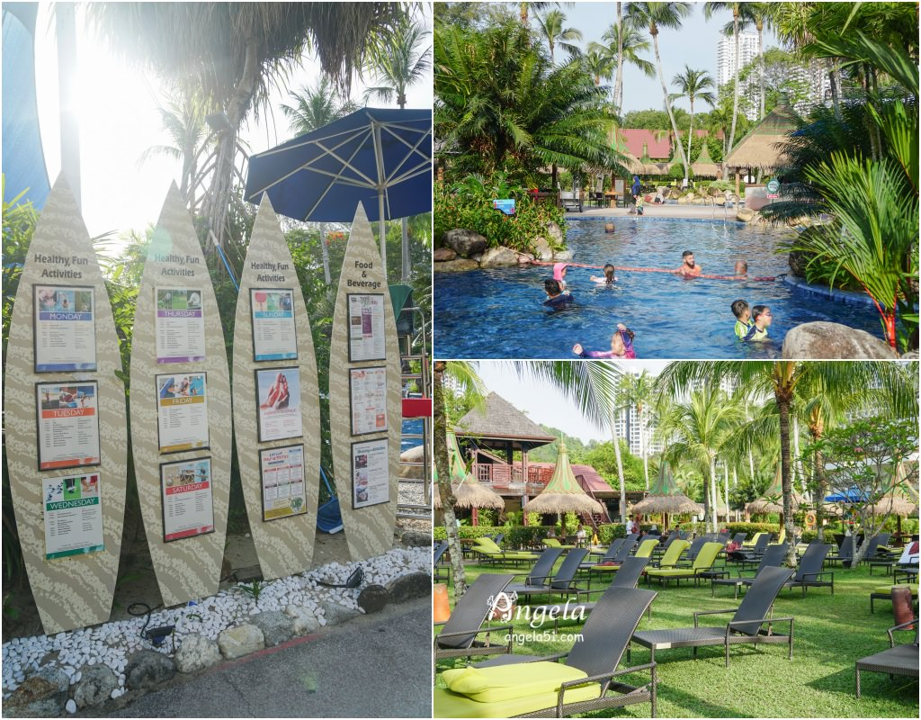 檳城度假村香格里拉金色海灘度假飯店