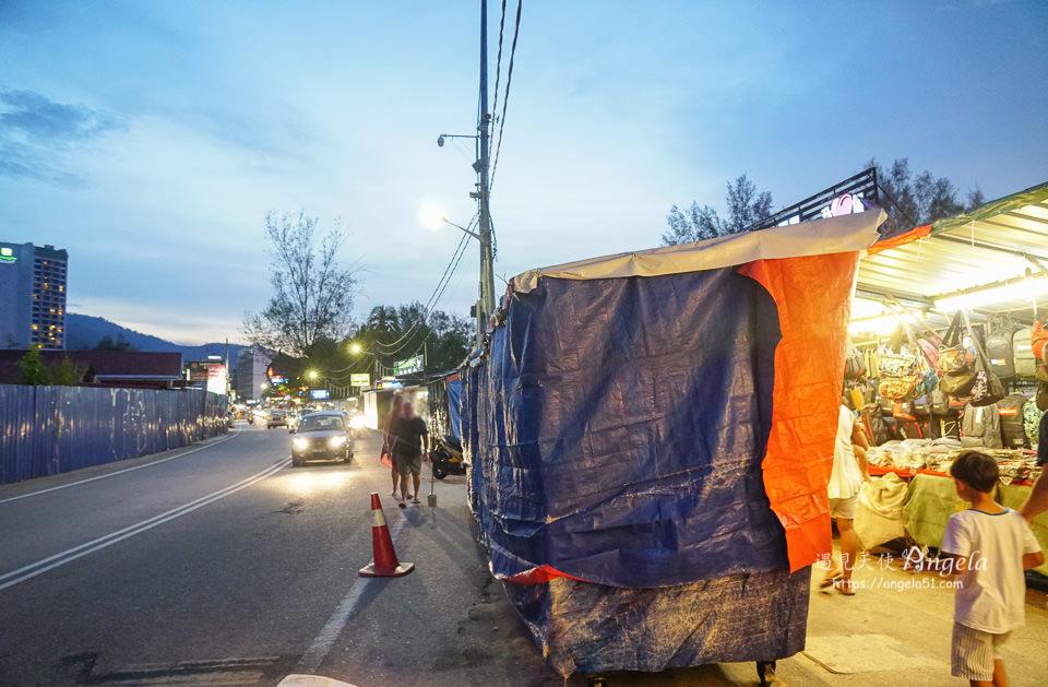 峇都丁宜夜市槟城