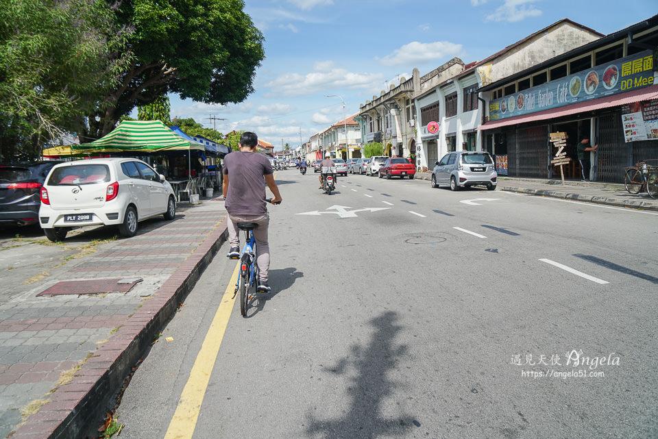喬治城自行車一日遊