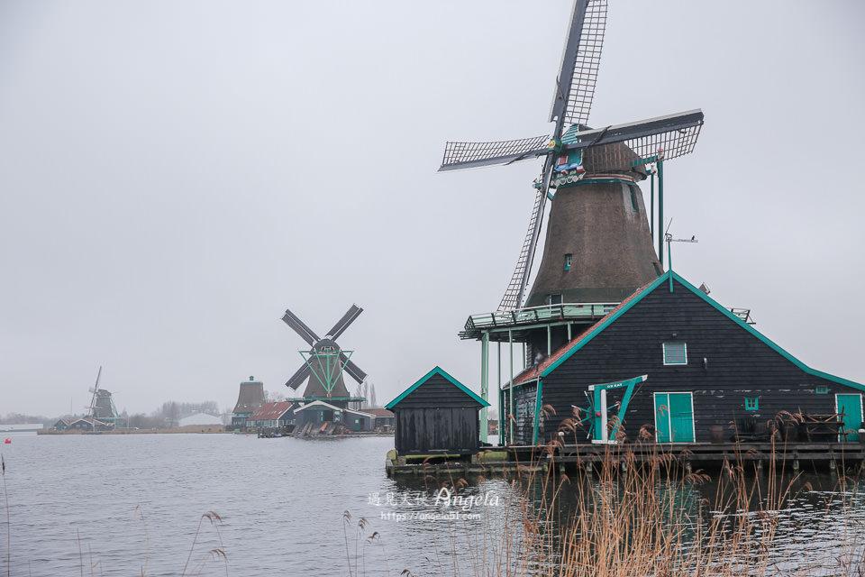 阿姆斯特丹風車村