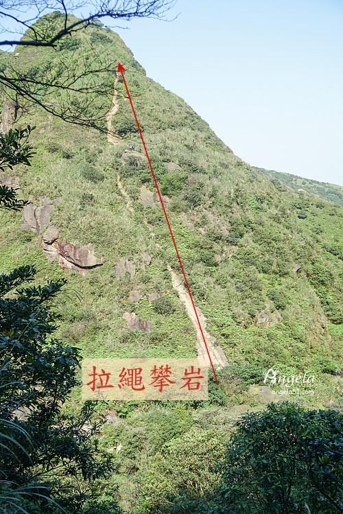 劍龍稜登山