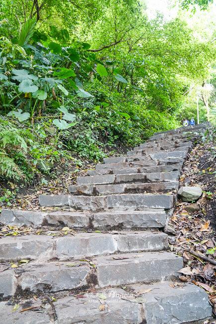 硬漢嶺步道難度
