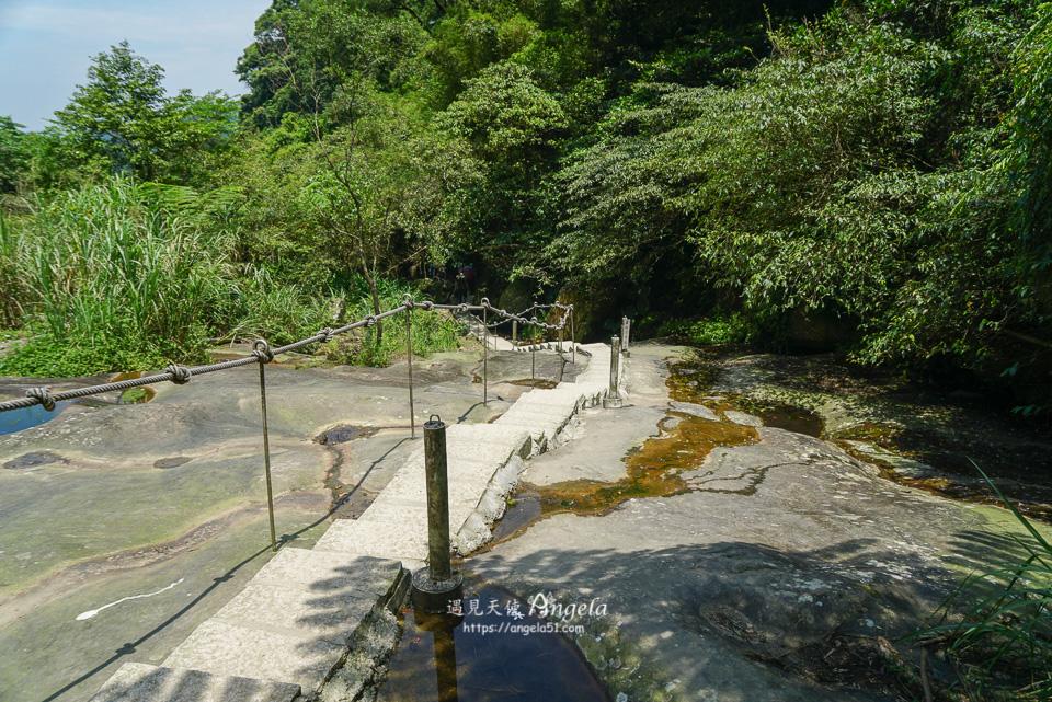 汐止區姜子寮絕壁步道