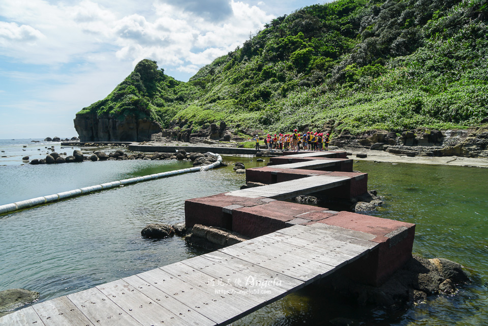基隆秘境阿拉寶灣