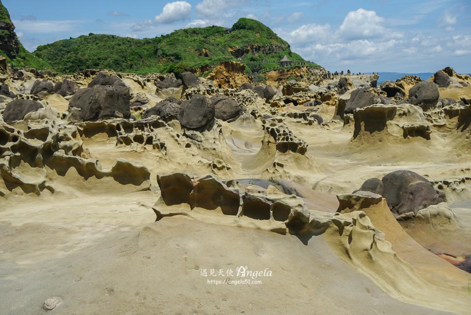 基隆世界級秘境和平島阿拉寶灣