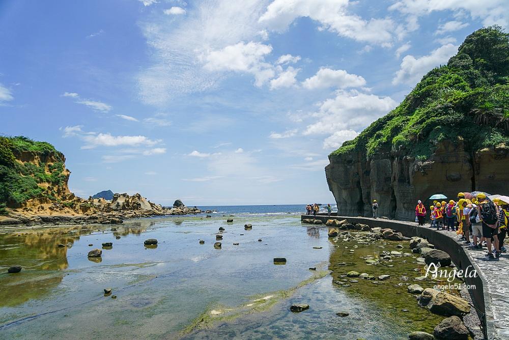 和平島秘境阿拉寶灣