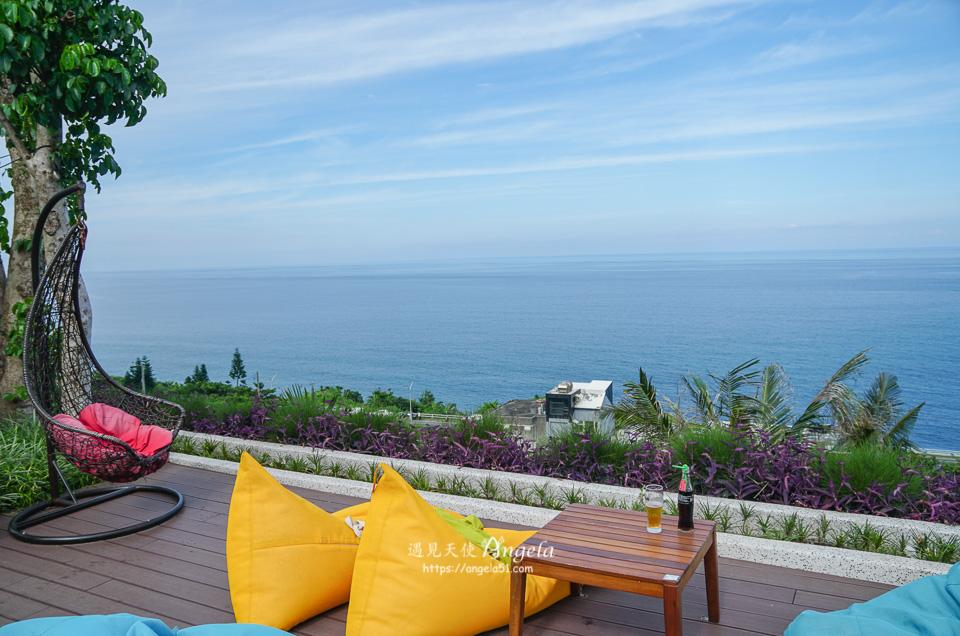 花蓮海景咖啡網美拍照最新景點海崖谷