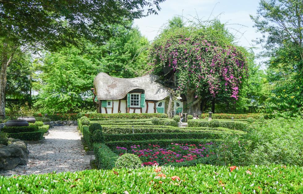 花蓮城堡莊園咖啡鷺鷥咖啡