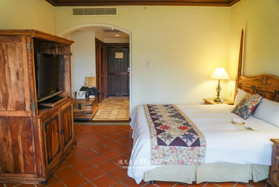 花蓮理想大地度假飯店雙人房