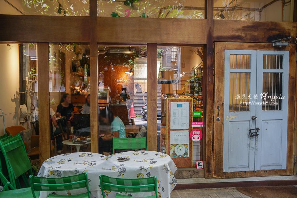 老屋文青咖啡廳小食糖