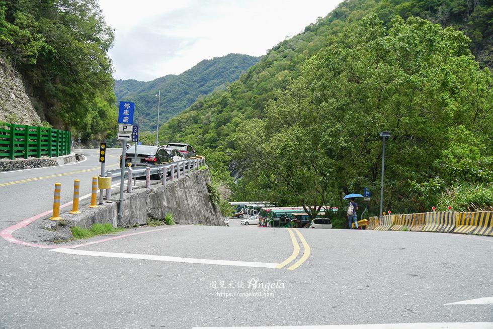 白楊步道停車場