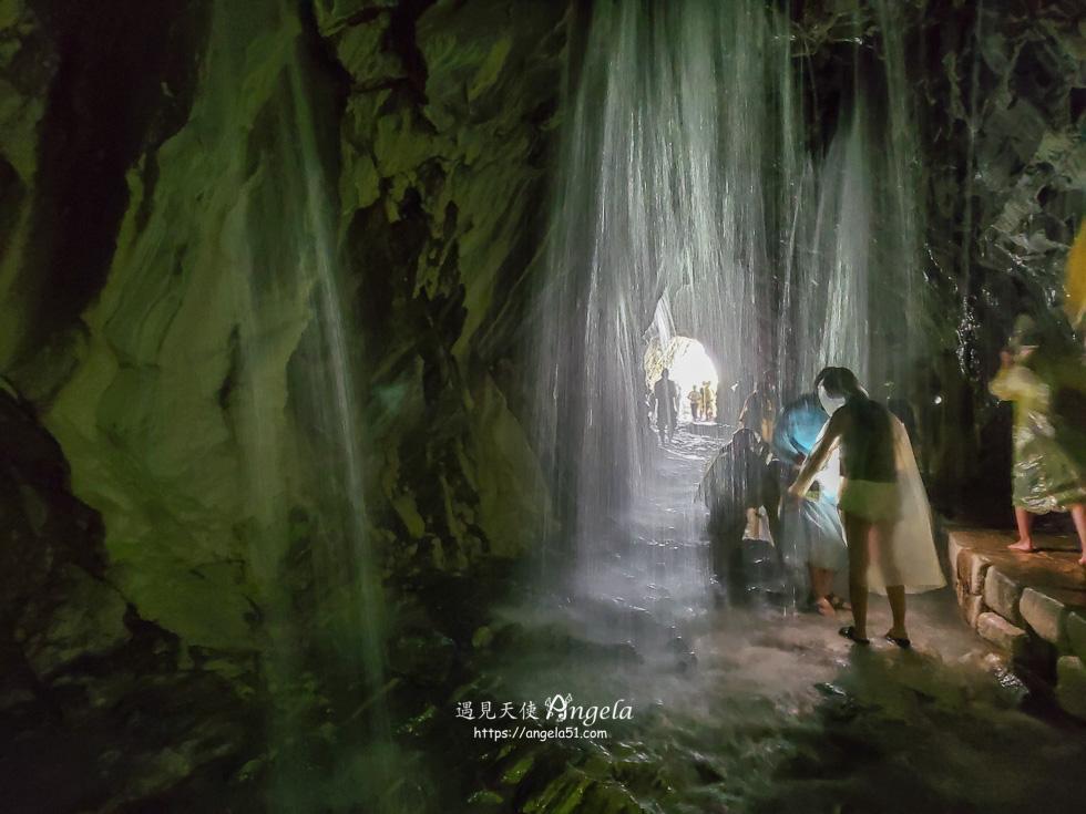 太魯閣白楊步道水簾洞