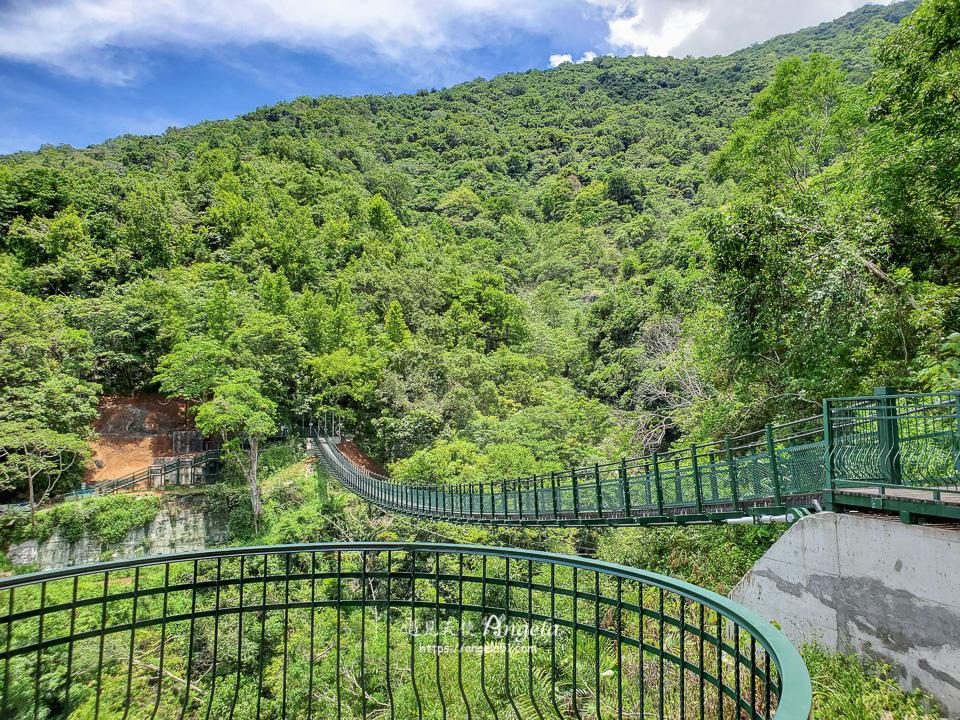 瓦拉米步道吊橋