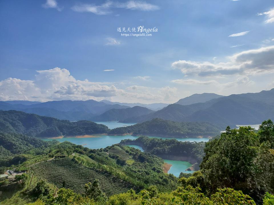石碇八卦茶園千島湖