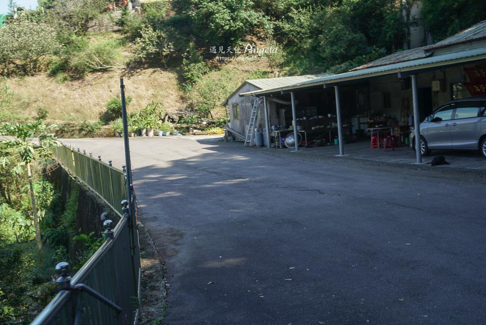 石碇鱷魚島停車