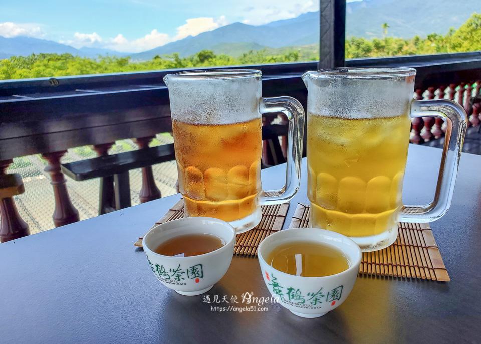 舞鶴茶園喝茶看風景