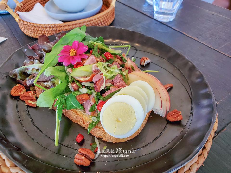 蒔花咖啡廳早午餐
