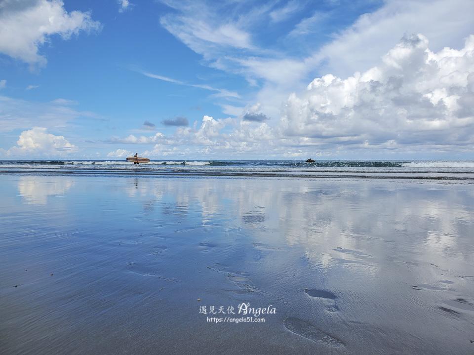台東景點都歷天空之鏡海灘