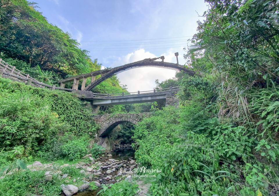 金瓜石黃金水圳橋