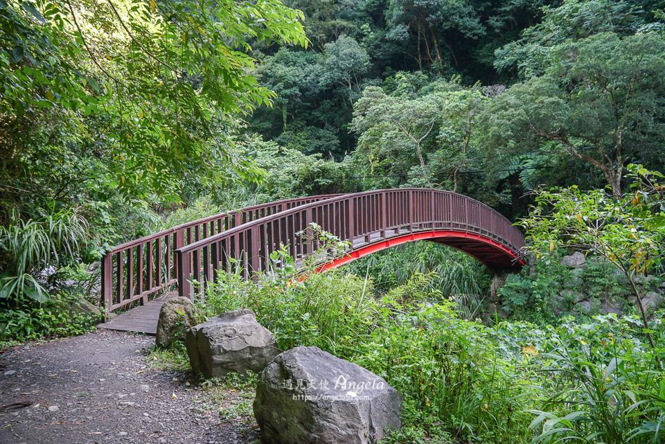 老鷹溪瀑布入口
