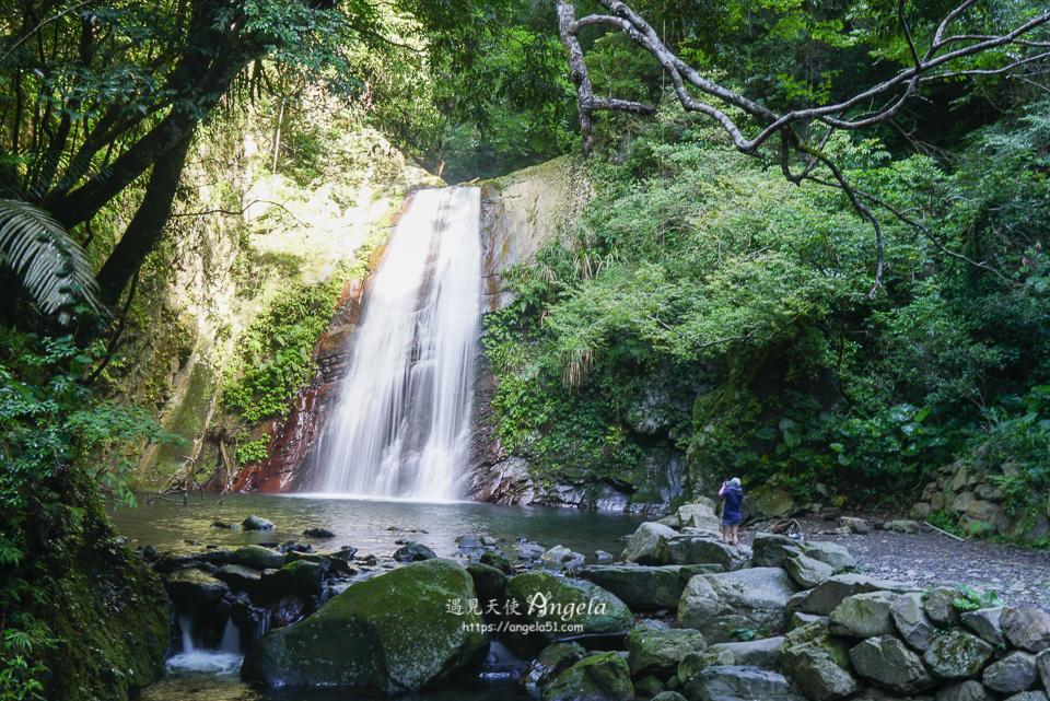 新竹尖石景點老鷹溪瀑布