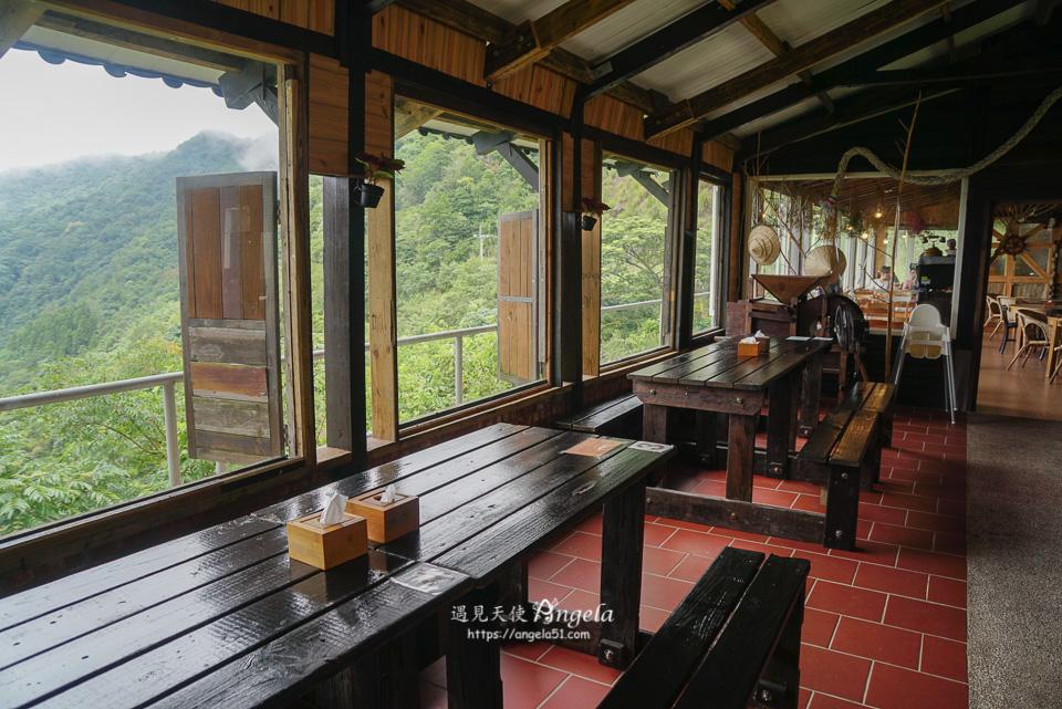 尖石鄉宇老景觀餐廳魯壁一家人
