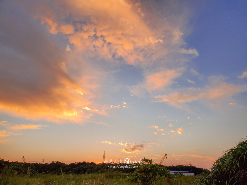 挖子尾夕陽自然保留區