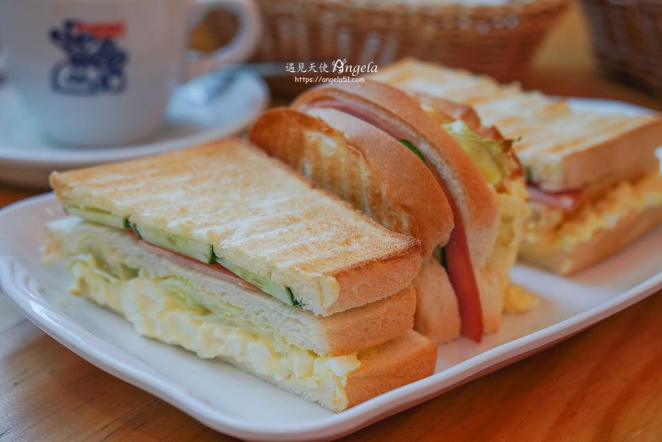 komeda's coffee 早餐