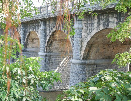 關西老街附近景點東安古橋