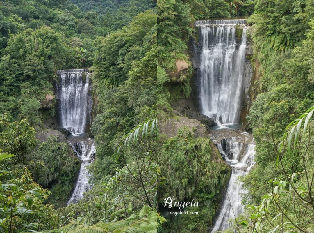 三貂嶺瀑布合谷瀑布