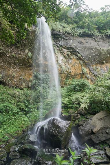 三貂嶺瀑布步道摩天瀑布