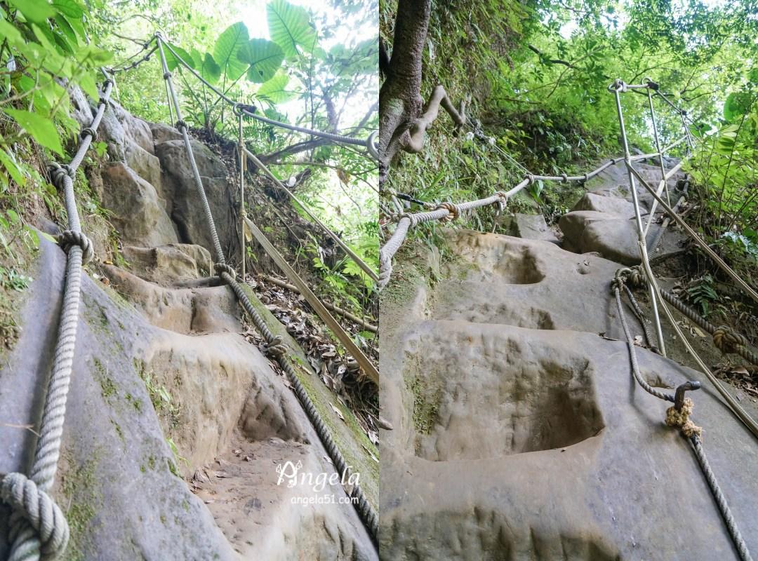 三貂嶺瀑布步道路況
