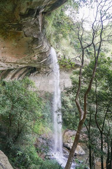 三貂嶺瀑布步道枇杷谷瀑布
