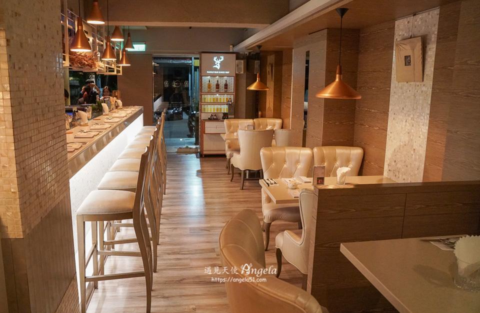 米其林餐盤推薦INDULGE Bistro 實驗創新餐酒館