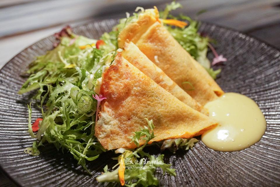 米其林餐盤推薦 INDULGE Bistro 實驗創新餐酒館