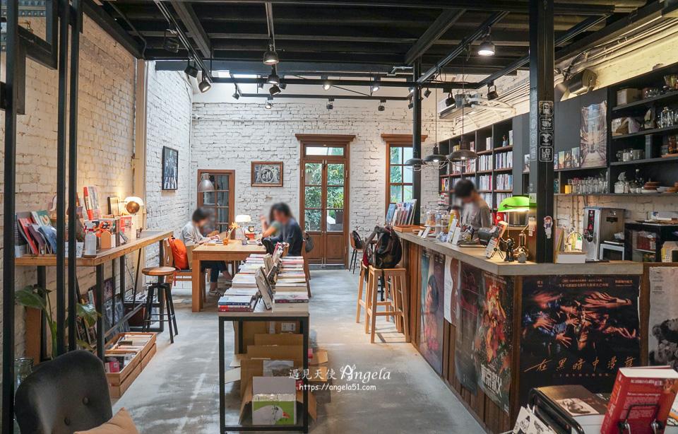 赤峰街書店咖啡廳推薦浮光書店
