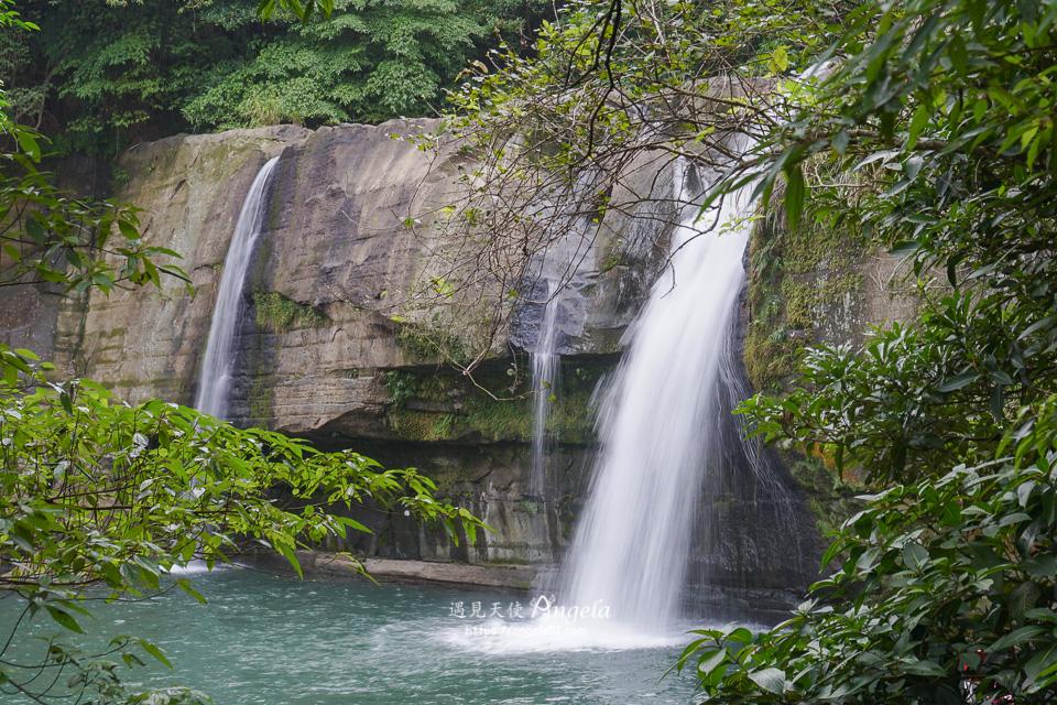 平溪嶺腳瀑布