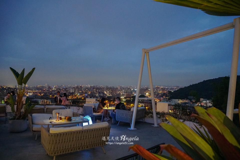 台中大坑眺高夜景餐廳