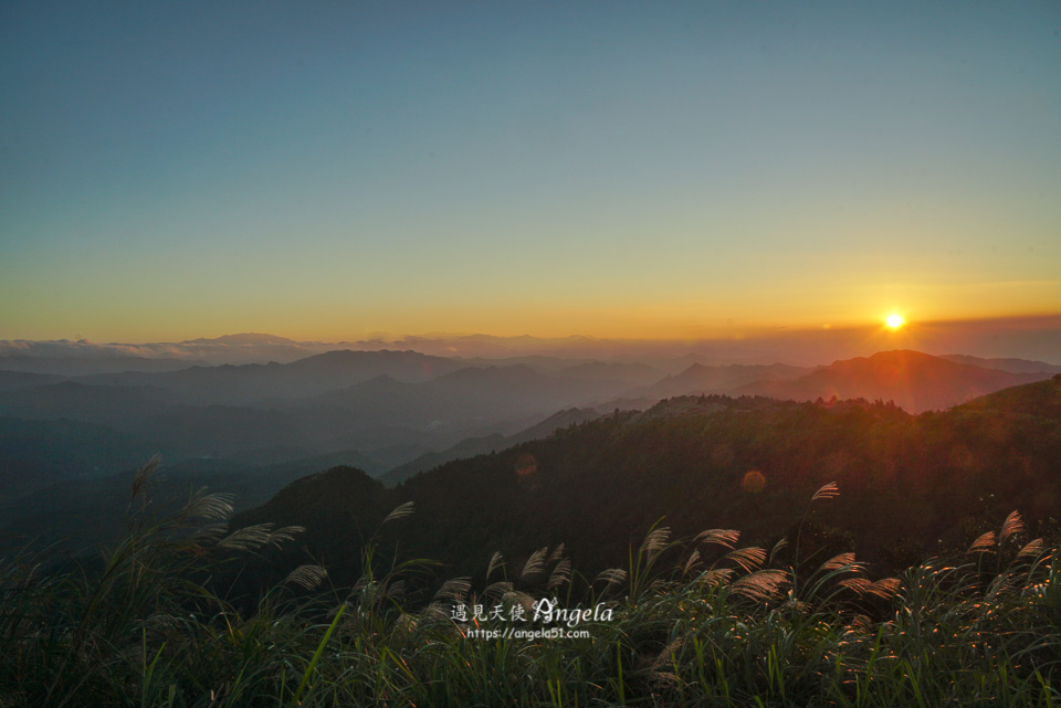 五分山夕陽
