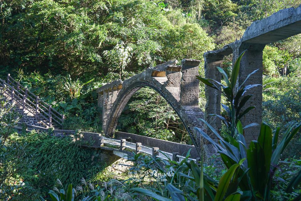 金瓜石秘境三橋