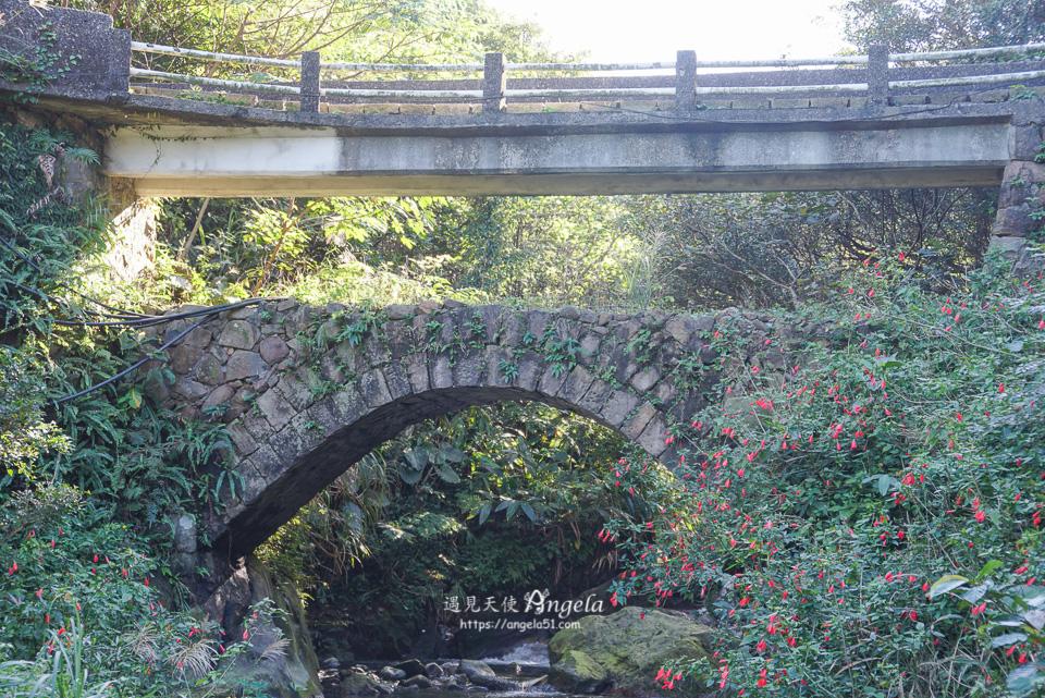 金瓜石秘境三橋老橋