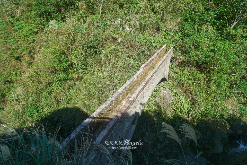 金瓜石秘境內圳橋